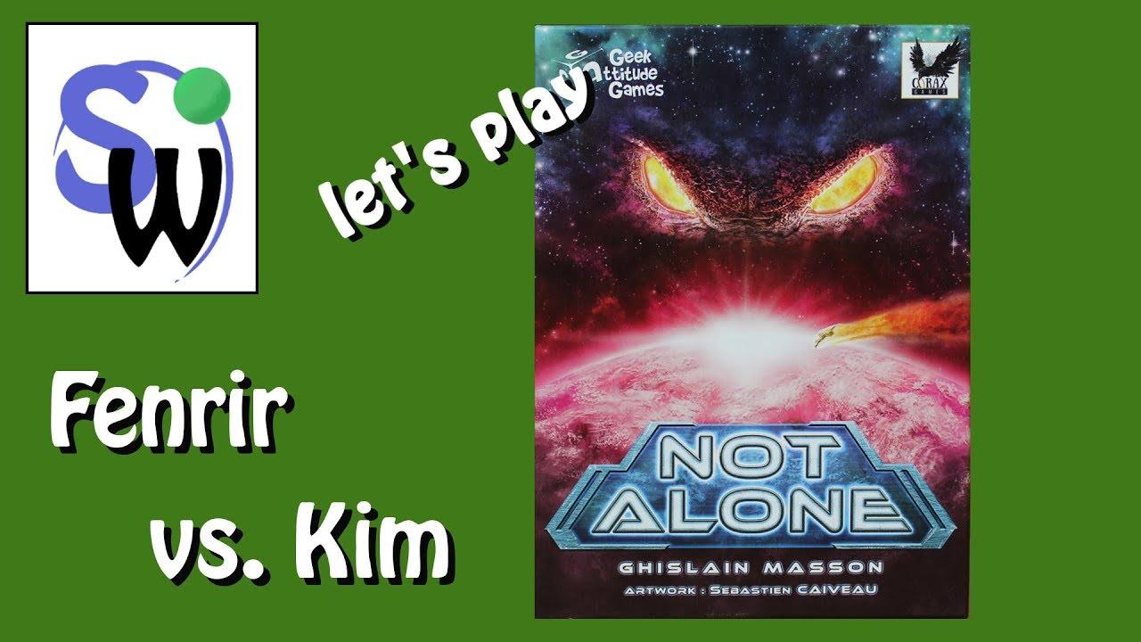 Not Alone Spiel