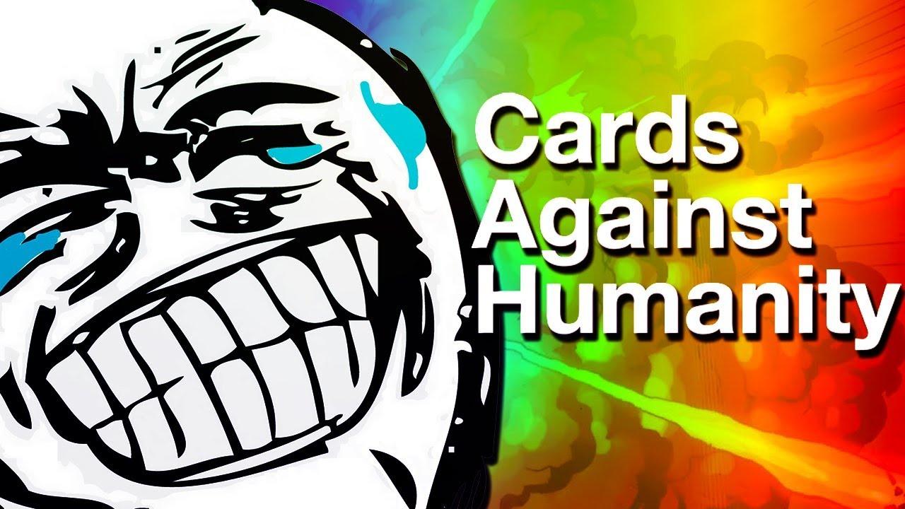 YEETYEEETYEEEEET! – Cards Against Humanity with The Crew!
