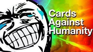 YEETYEEETYEEEEET! - Cards Against Humanity with The Crew!