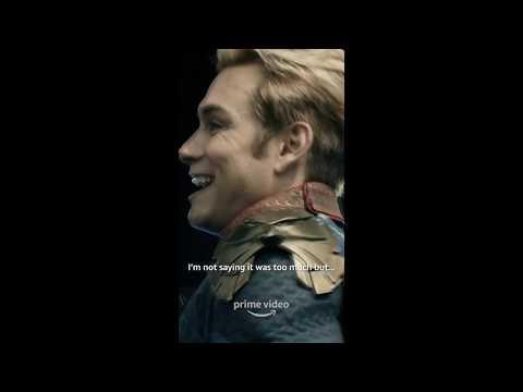 The Boys / Пацаны - вырезанная сцена (на русском)