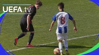 Quarter-final highlights: Porto v Midtjylland