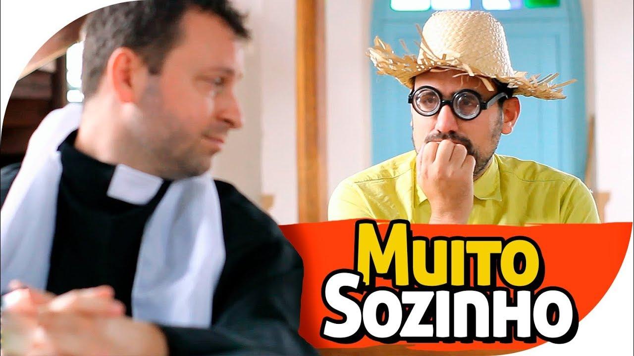 MUITO SOZINHO - PIADA DE PADRE - PARAFUSO SOLTO