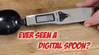 Ever Seen A Digital Spoon? - PRODUCT REVIEW
