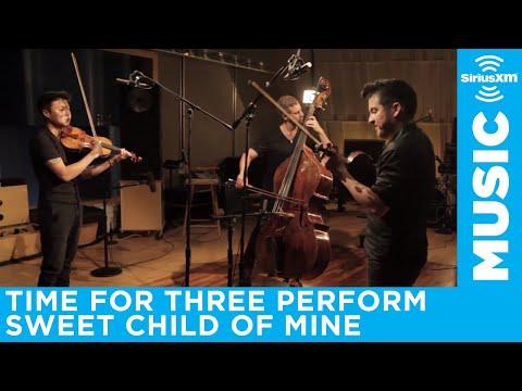Time For Three cover Guns N' Roses & Gustav Mahler