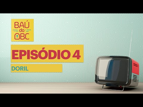 Baú do ABC 004 - DORIL