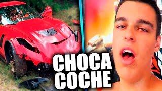 NIÑO RATA CHOCA COCHE DE ALPHASNIPER97 | TROLLEOS EN MINECRAFT #110