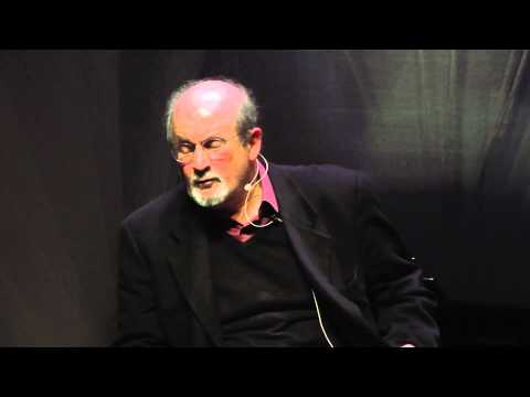 Salman Rushdie on religious identity, Joseph Anton, children's literature