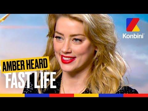 Amber Heard - Fast Life