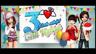 Chúc mừng Tinh Nghịch Tròn 3 tuổi ( Club Au Hà Nội )