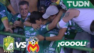 ¡Ay Sosa! La Fiera ruge y se adelanta   León 1 - 0 Morelia   Liga Mx  AP19 - Cuartos de final   TUDN