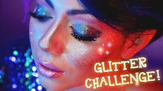 full-face-using-only-glitter-challenge-charisma-star