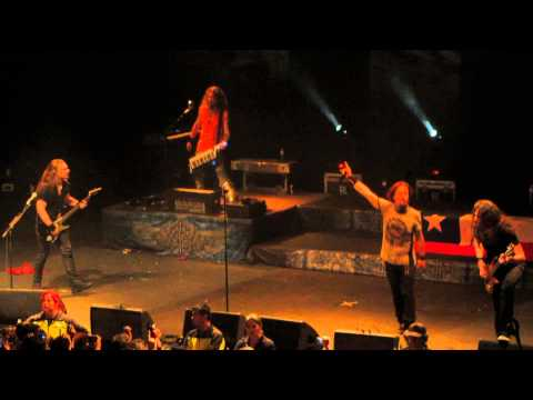 Sonata Arctica - Kingdom for a Heart + Wolf and Raven - Santiago Chile 2014 Full HD 1080p