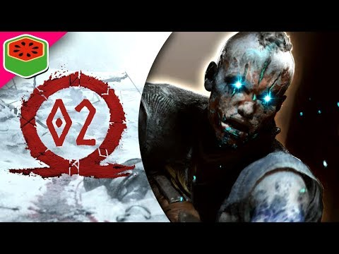 PART 2 - BACK FROM THE DEAD | God of War Let's Play
