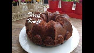 Toz  Pudingli Kakaolu Kek