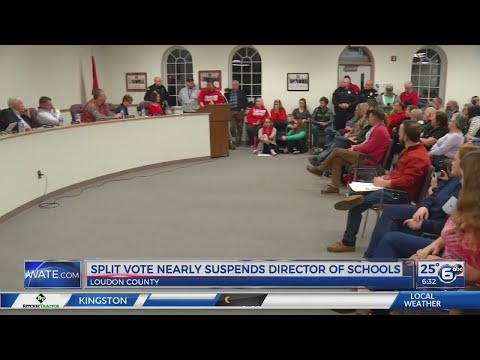 loudon-county-director-of-schools-narrowly-avoids-suspension-after-board-vote