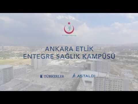 Türkerler Holding - Etlik Entegre Sağlık Kampüsü