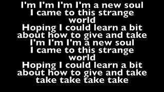 I'm a new soul (clean remix)Lyrics