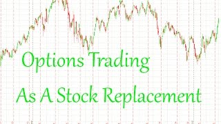 Trading Options as a Stock Replacement