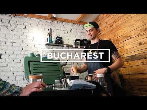 The Bucharest Coffee Guide | European Coffee Trip