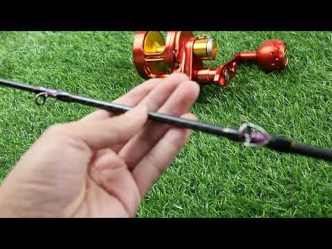 Goofish Best Slow Jigging Rod And Reel