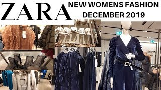 ZARA NEW WINTER COLLECTIONS WO…