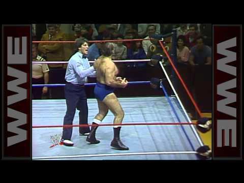 Bruno Sammartino vs. Roddy Piper: Boston Garden, December 7, 1985