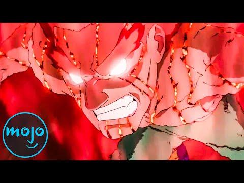 Top 10 Forbidden Anime Powers