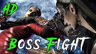 Bayonetta vs Jeanne All Fights HD