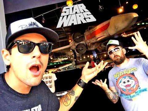 Disneyland STAR WARS news! Tomorrowland Update Facts, Rumors, & Shenanigans with Adam the Woo!