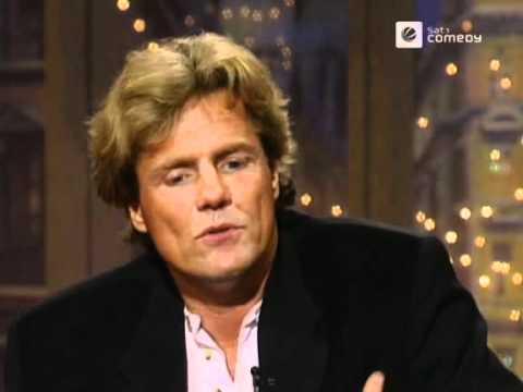 Dieter Bohlen bei Harald Schmidt (1996)
