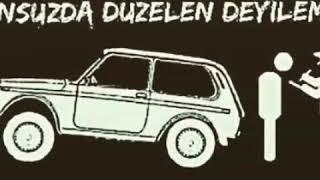 Azeri bass Music [Geceleri  yatmaq nece şeydi]