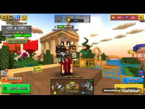 LDShadowLady Chatted Me??!!| Pixel Gun 3d