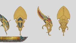 Total War: Warhammer 2 — Rise of the Tomb Kings — встречайте: змееподобные конструкты
