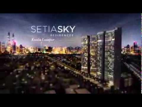Luxury Condo For Sale in Kuala Lumpur, Malaysia - Setia Sky Residences