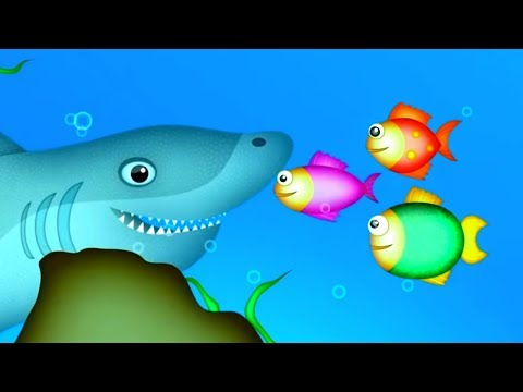 THREE LITTLE FISHES | New Nursery Rhymes | English Songs For Kids | Nursery Rhymes TV