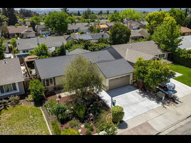 664 Faye Park Drive - Blossom Valley - 95136