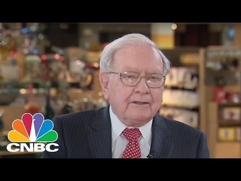 Warren Buffett: Self-Driving Cars Could Be Negative To Auto Insurance Companies | Squawk Box | CNBC