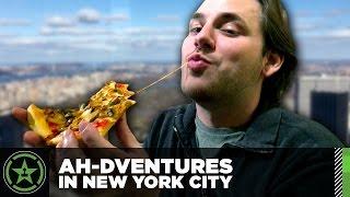 AH-dventures in New York City - 4K