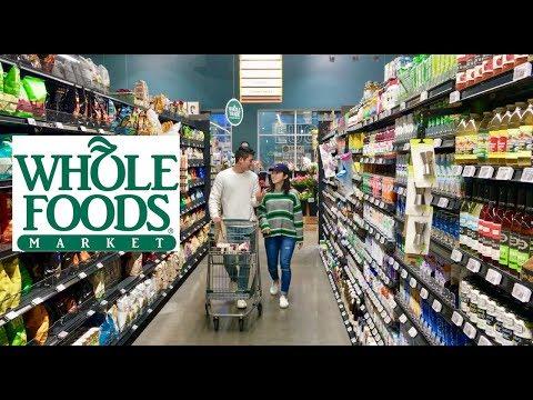 (這些必買) 一起來逛逛美國有機超市 Whole Foods 吧!!