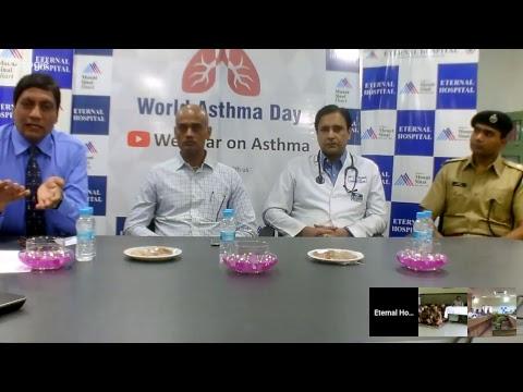 Webinar | World Asthma Day | Get Ready To Fight Asthma