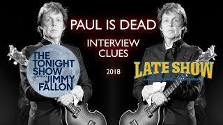 Baixar Paul McCartney Is Dead - Jimmy Fallon - Late Show Clues - 2018