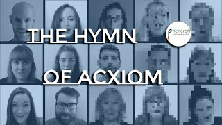 The Hymn of Acxiom (remote recording) | Pitchcraft - The Edinburgh Choir