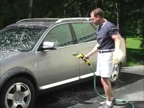 Soapjet Handheld Car Wash Hose Nozzle