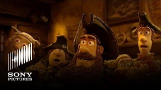 THE PIRATES! BAND OF MISFITS (3D) - Official Trailer - In Theaters 3/30/12