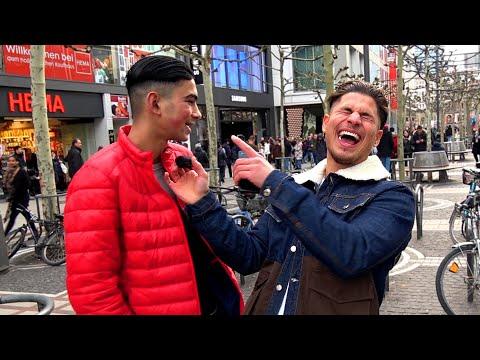 Wie macht man Frauen in Frankfurt klar? 😂 l Yavi TV