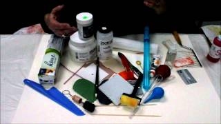 Loosen Up - Expand your painting style with Sandra Duran Wilson