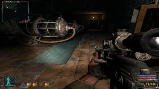 S.T.A.L.K.E.R. Shadow of Chernobyl Lab X-18 Part 2 /2 (HD)