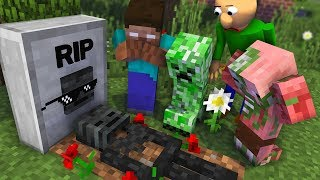 Monster School  R P Wither Skeleton   Minecraft Animation