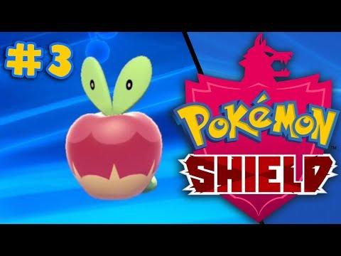 Pokémon Shield | Applin My Eye #3