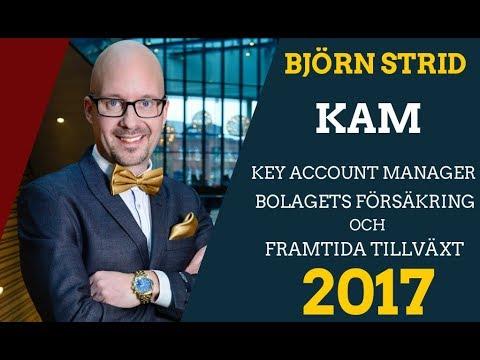 Webinar Björn Strid KAM